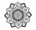 Mandala tattoo voorbeeld Mandala 13