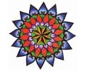 Mandala tattoo voorbeeld Mandala 15