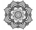 Mandala tattoo voorbeeld Mandala 19