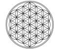 Mandala tattoo voorbeeld Mandala 22