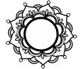 Mandala tattoo voorbeeld Mandala 3