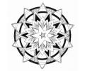 Mandala tattoo voorbeeld Mandala 4