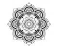 Mandala tattoo voorbeeld Mandala 9
