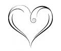 Pols Tattoo - Hartjes tattoo voorbeeld Polstattoo Hartje
