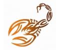 Overige dieren tattoo voorbeeld Scorpio
