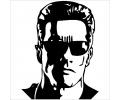 Hollywood tattoo voorbeeld Terminator 1