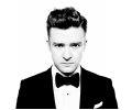 Muziek tattoo voorbeeld Justin Timberlake 1