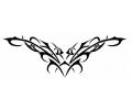 Tribals tattoo voorbeeld Rugtribal 2