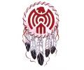 Dreamcatchers / Dromenvangers tattoo voorbeeld Dreamcatcher 2