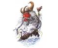 Vikingen tattoo voorbeeld Viking 3