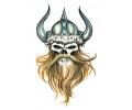 Vikingen tattoo voorbeeld Viking 5