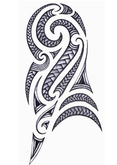 Tribal Maori 2