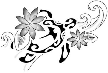 Tribal Maori vrouwelijk