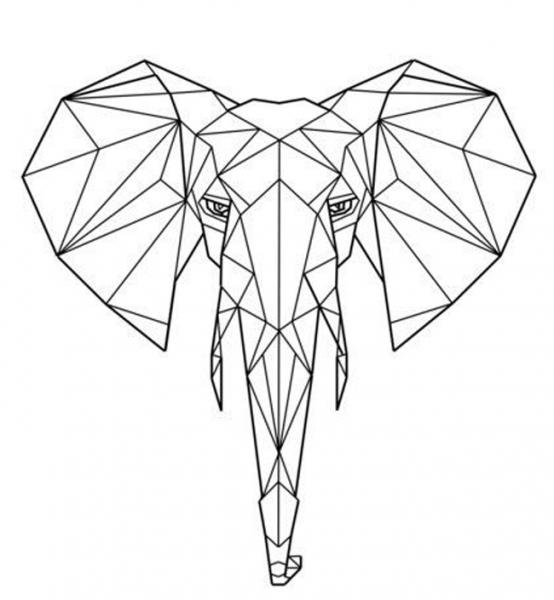 Geometrische Tattoos Faketattoo Nl