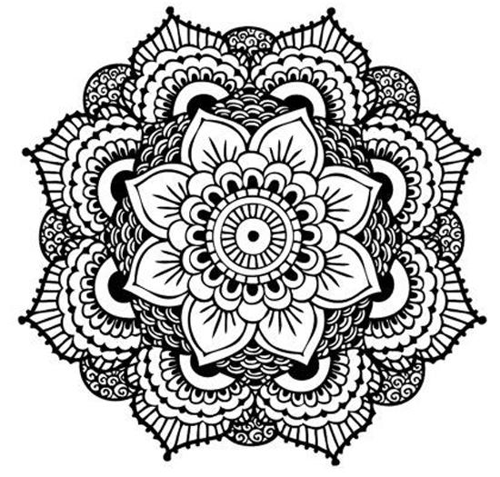 Mandala Faketattoo Nl