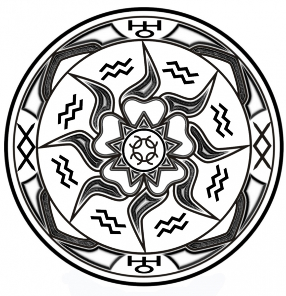 Mandala 22