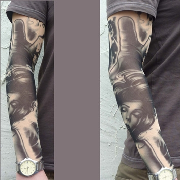 Tattoo Sleeves Armen Faketattoonl