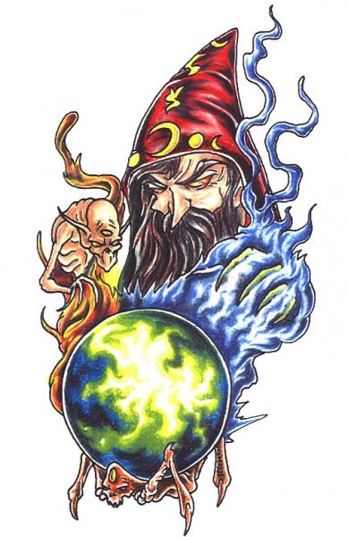 Boze Tovenaar 3