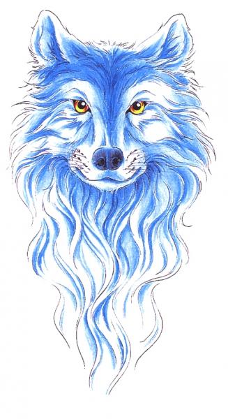 Wolf Blauw