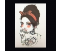 XL Tattoos Kleur tattoo voorbeeld Vrouw 024