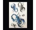 XL Tattoos Dieren kleur tattoo voorbeeld Dieren 053