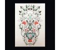 XL Tattoos Kleur tattoo voorbeeld Schouder Tattoo 080 Maori Style
