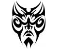 Maori tattoo voorbeeld Tribal Maori 3