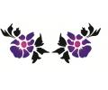 tattoo voorbeeld Bloemen