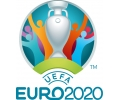 Voetbal tattoo voorbeeld Euro 2020 (2021) logo