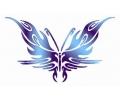 Vlinders tattoo voorbeeld Vlinder 17-19