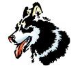Roofdieren tattoo voorbeeld Wolf