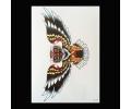 XL Tattoos Kleur tattoo voorbeeld Dieren 220