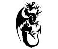 Draken tattoo voorbeeld Draak 26
