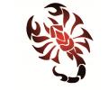 Overige dieren tattoo voorbeeld Schorpioen
