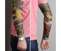 Tattoo sleeves armen tattoo voorbeeld Tattoo Sleeve 32 - Gekleurde Draak