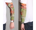Tattoo sleeves armen tattoo voorbeeld Tattoo Sleeve 37 - Koi Fish