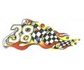 Motor / Biker tattoo voorbeeld 38 winner