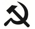 Politiek tattoo voorbeeld Hamer en Sikkel