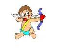Cupido tattoo voorbeeld Cupido 2