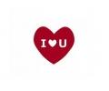 Liefde / Valentijn tattoo voorbeeld Hartje midden 6