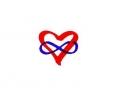 Hartjes tattoo voorbeeld Infinite Love 3