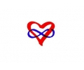 Oneindigheid tattoo voorbeeld Infinite Love 3