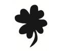 Overige Symbolen tattoo voorbeeld Klavertje vier