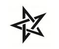Overige Symbolen tattoo voorbeeld Ster
