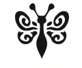 Vlinders tattoo voorbeeld Vinder