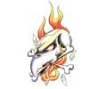 Adelaars tattoo voorbeeld Adelaar Skull