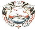 USA & Redneck Tattoos tattoo voorbeeld Amerikaanse Marine