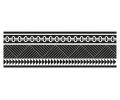 Nieuw!!! Plaktattoos tattoo voorbeeld Maori Armband 3