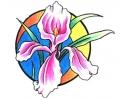 Bloemen tattoo voorbeeld Bloem 3