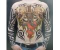 tattoo voorbeeld T-shirt lange mouw 1